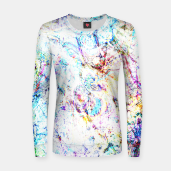 Miniatur Colorful Dream Women sweater, Live Heroes