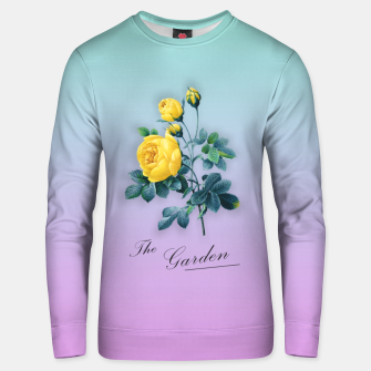 Miniatur The Garden Unisex sweater, Live Heroes