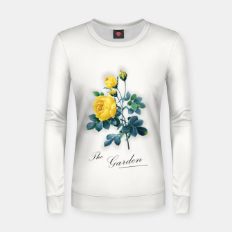 Miniatur The Garden Women sweater, Live Heroes