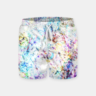 Miniatur Colorful Dream Swim Shorts, Live Heroes