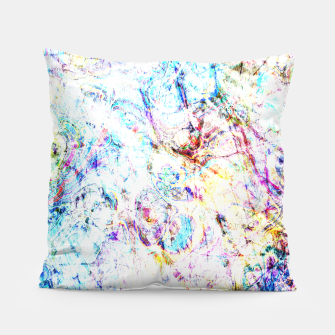 Miniatur Colorful Dream Pillow, Live Heroes