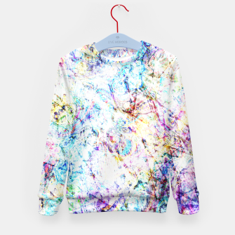 Miniatur Colorful Dream Kid's sweater, Live Heroes