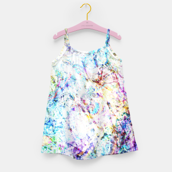Miniatur Colorful Dream Girl's dress, Live Heroes