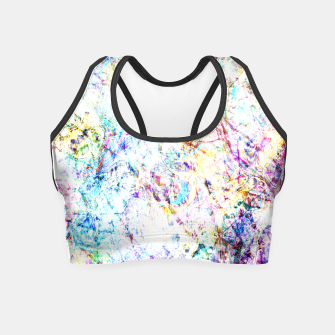 Miniatur Colorful Dream Crop Top, Live Heroes
