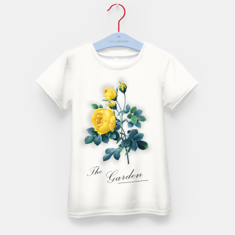 Miniatur The Garden Kid's t-shirt, Live Heroes