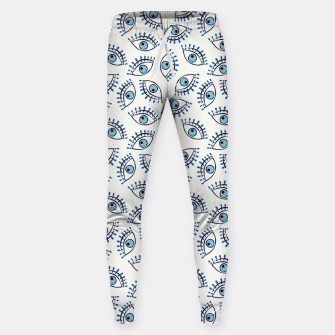 Miniatur Eyes Sweatpants, Live Heroes