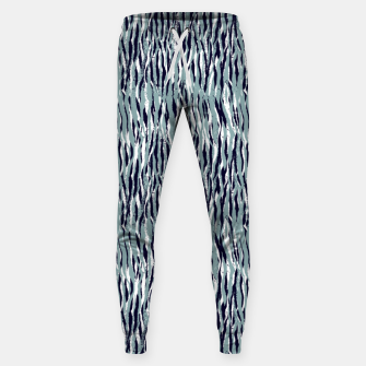 Miniatur Animal Texture Sweatpants, Live Heroes