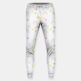 Thumbnail image of Weather Pattern Sweatpants, Live Heroes