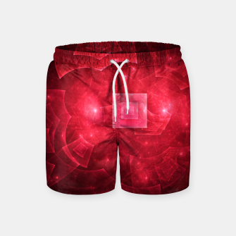 Thumbnail image of Red Square Universe Swim Shorts, Live Heroes