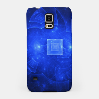 Thumbnail image of Blue Square Universe 2 Samsung Case, Live Heroes