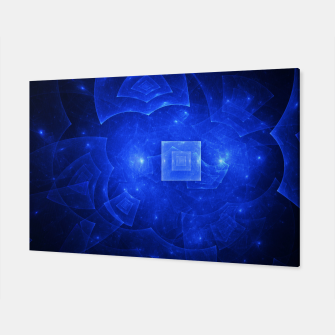 Thumbnail image of Blue Square Universe 2 Canvas, Live Heroes
