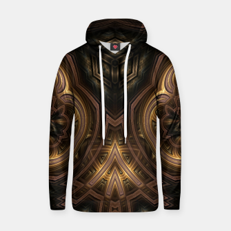 Thumbnail image of Cube Core Golden Rings Hoodie, Live Heroes