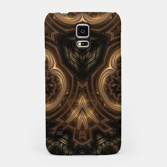 Thumbnail image of Cube Core Golden Rings Samsung Case, Live Heroes