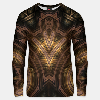 Thumbnail image of Cube Core Golden Rings FV Unisex sweater, Live Heroes