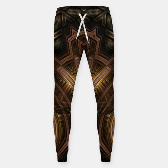 Thumbnail image of Cube Core Golden Rings FV Sweatpants, Live Heroes