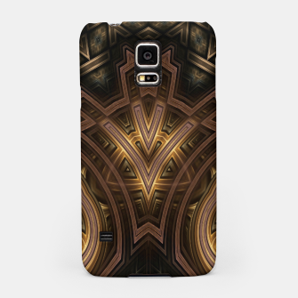 Thumbnail image of Cube Core Golden Rings FV Samsung Case, Live Heroes