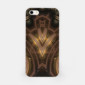 Thumbnail image of Cube Core Golden Rings FV iPhone Case, Live Heroes
