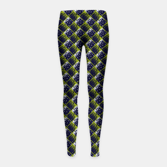 Thumbnail image of Burenruzie Nigel Trui Girl's leggings, Live Heroes