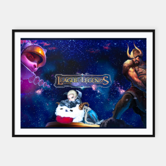 Thumbnail image of League of legends, Live Heroes