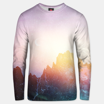 Thumbnail image of Abstract Land Bluza unisex, Live Heroes