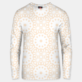 Thumbnail image of Mandalas Repetition Unisex sweater, Live Heroes
