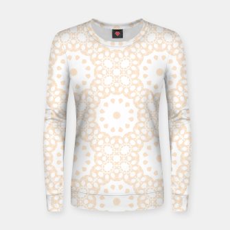 Thumbnail image of Mandalas Repetition Women sweater, Live Heroes