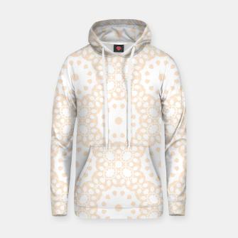 Thumbnail image of Mandalas Repetition Hoodie, Live Heroes