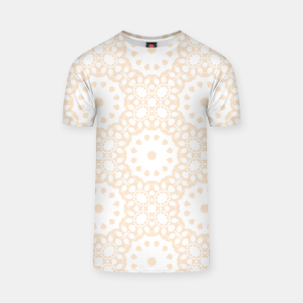 Thumbnail image of Mandalas Repetition T-shirt, Live Heroes