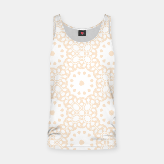 Thumbnail image of Mandalas Repetition Tank Top, Live Heroes