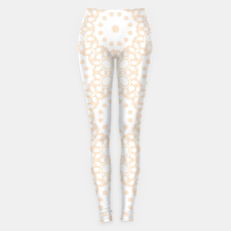 Thumbnail image of Mandalas Repetition Leggings, Live Heroes