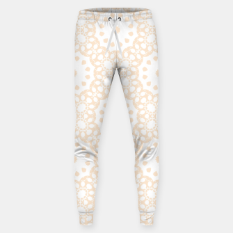 Thumbnail image of Mandalas Repetition Sweatpants, Live Heroes