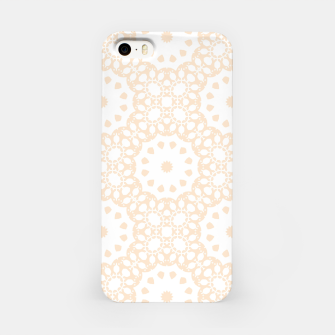 Thumbnail image of Mandalas Repetition iPhone Case, Live Heroes