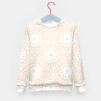 Thumbnail image of Mandalas Repetition Kid's sweater, Live Heroes