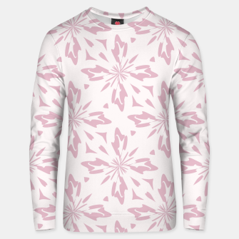 Thumbnail image of Ornate Flowers Unisex sweater, Live Heroes