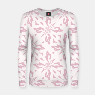 Thumbnail image of Ornate Flowers Women sweater, Live Heroes