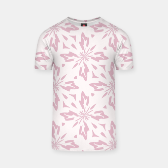 Thumbnail image of Ornate Flowers T-shirt, Live Heroes