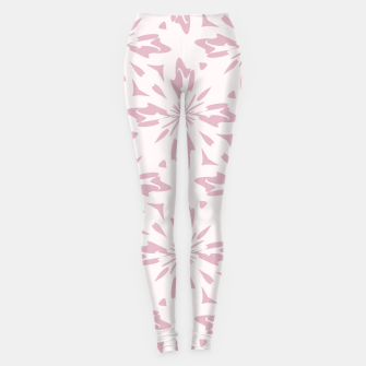 Thumbnail image of Ornate Flowers Leggings, Live Heroes