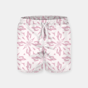 Thumbnail image of Ornate Flowers Swim Shorts, Live Heroes