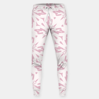 Thumbnail image of Ornate Flowers Sweatpants, Live Heroes