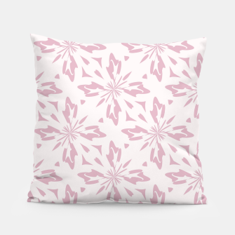 Thumbnail image of Ornate Flowers Pillow, Live Heroes