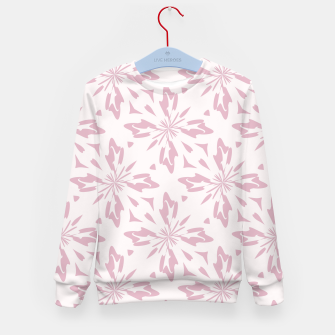 Thumbnail image of Ornate Flowers Kid's sweater, Live Heroes