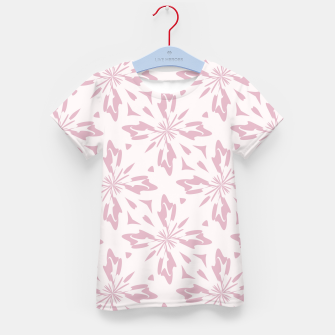 Thumbnail image of Ornate Flowers Kid's t-shirt, Live Heroes