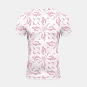 Thumbnail image of Ornate Flowers Shortsleeve rashguard, Live Heroes