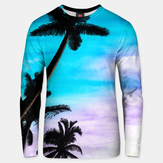 Thumbnail image of Sunset Palms Unisex sweater, Live Heroes
