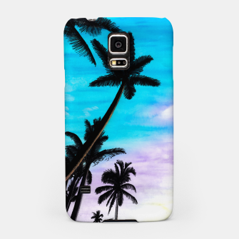 Thumbnail image of Sunset Palms Samsung Case, Live Heroes