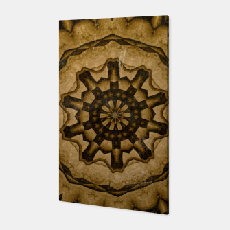 Thumbnail image of coffee and tea kaleidoscope Canvas, Live Heroes