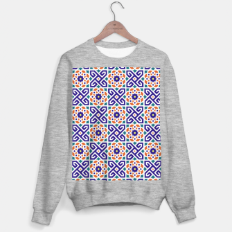 Thumbnail image of Original Traditional Moroccan Mosaic.  Sweater regular, Live Heroes