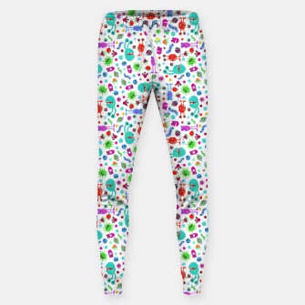 Moon Landing Monsters – Sweatpants thumbnail image