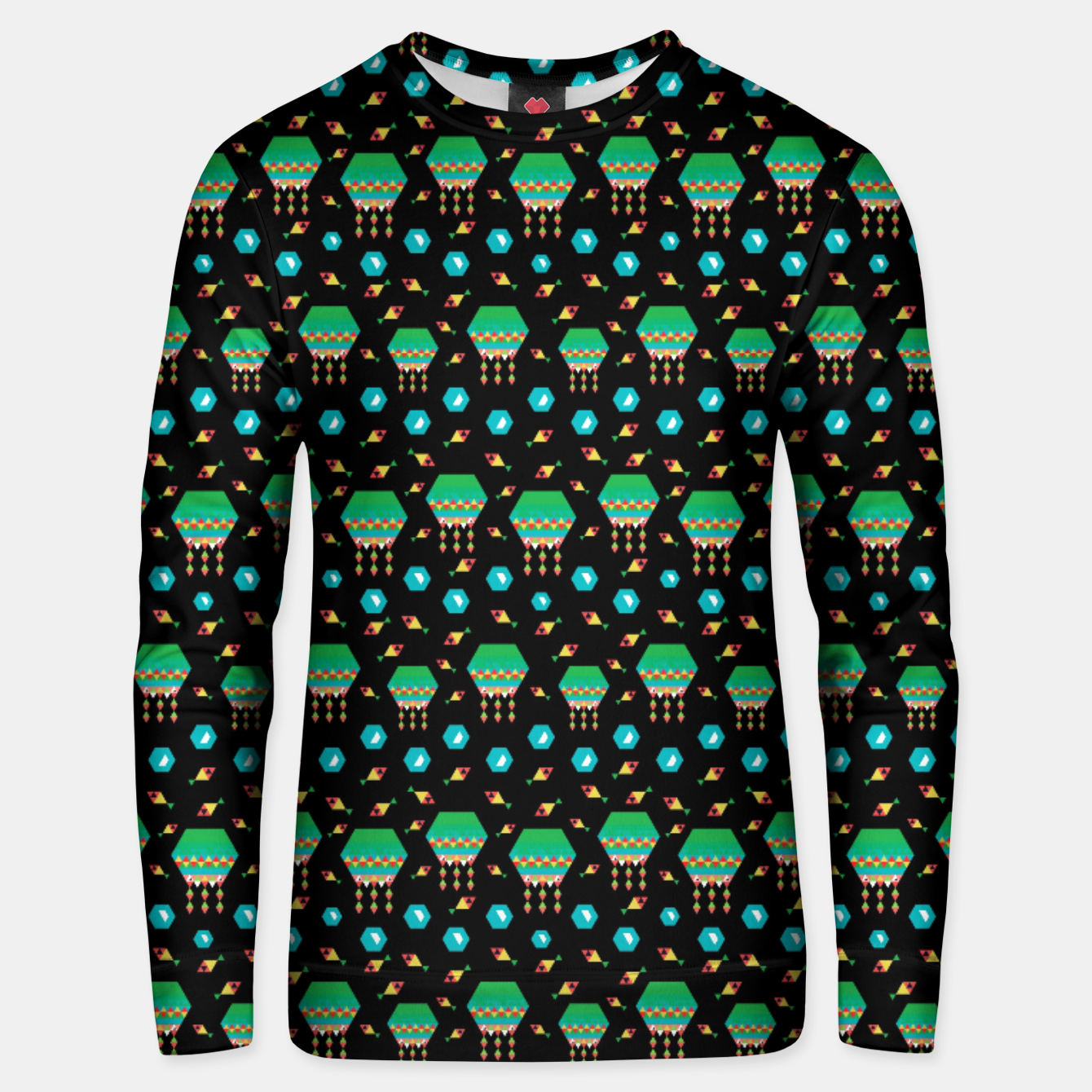Image of Lucys Jellyfishes – Unisex sweater - Live Heroes