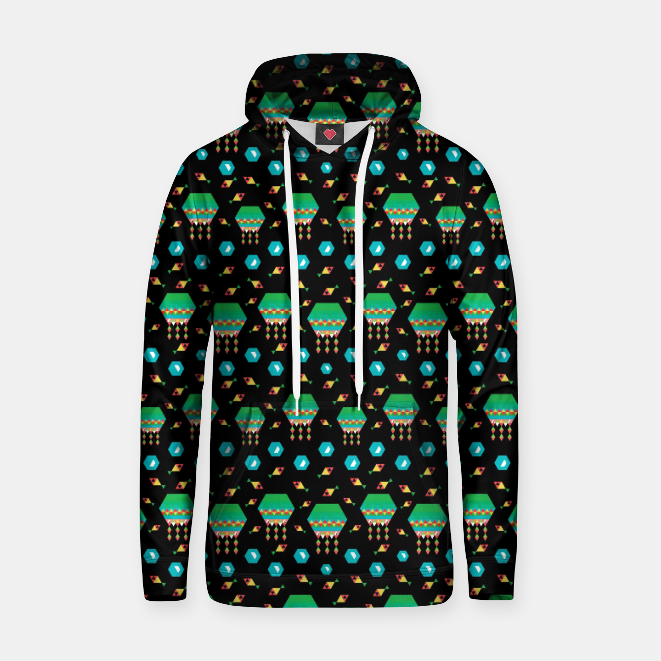 Image of Lucys Jellyfishes – Hoodie - Live Heroes